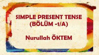 Simple Present Tense